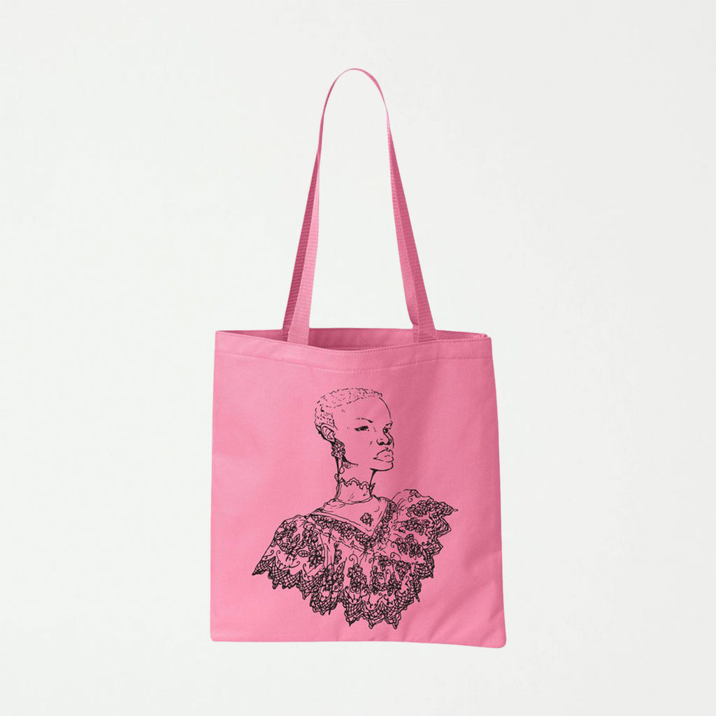 Southern Girl Pink Tote - SHOWFIELDS