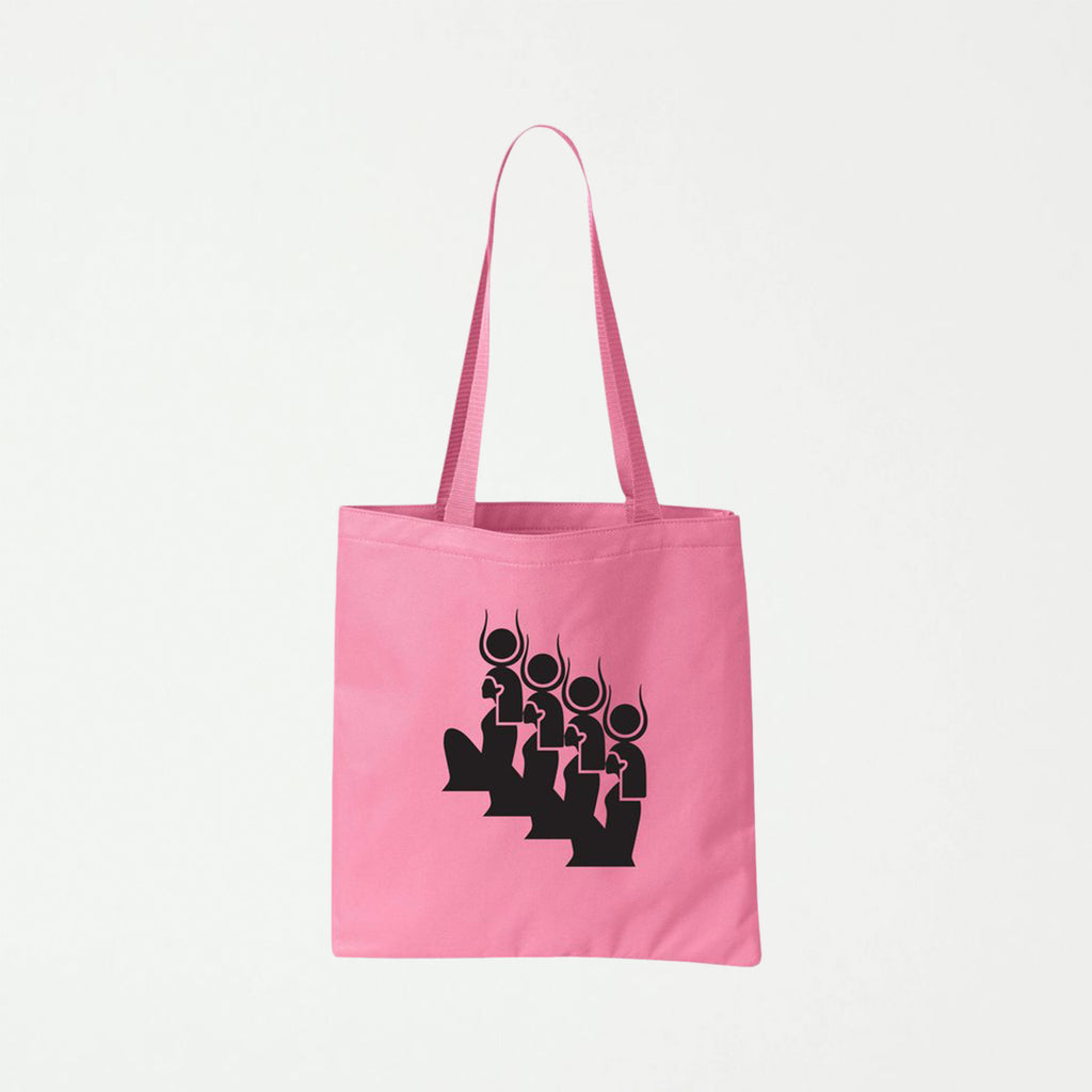 Goddess Pink Tote - SHOWFIELDS