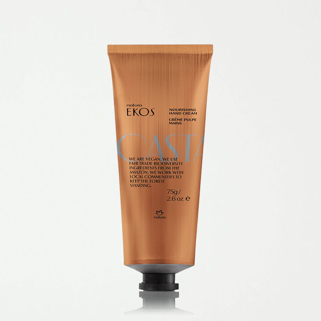 Castanha Hand Cream - SHOWFIELDS