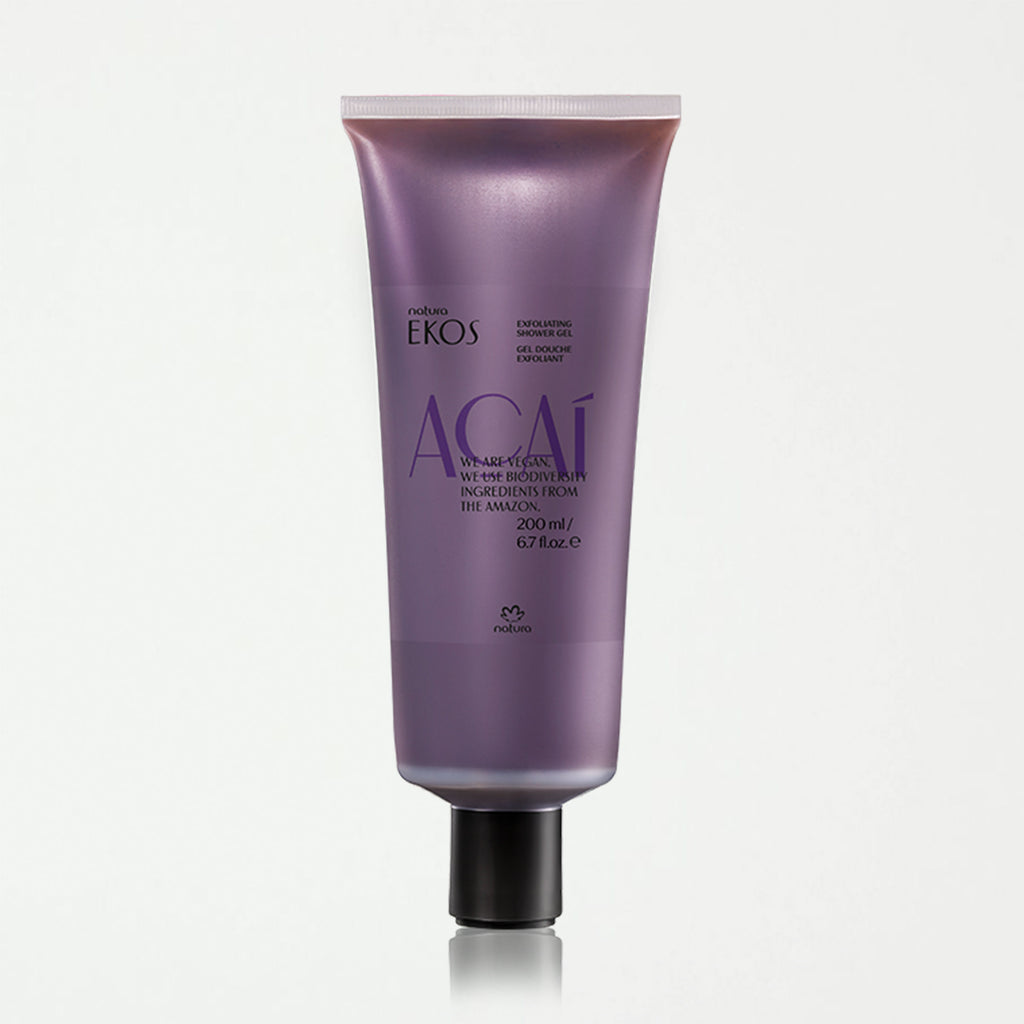 Açaí Exfoliating Shower Gel - SHOWFIELDS