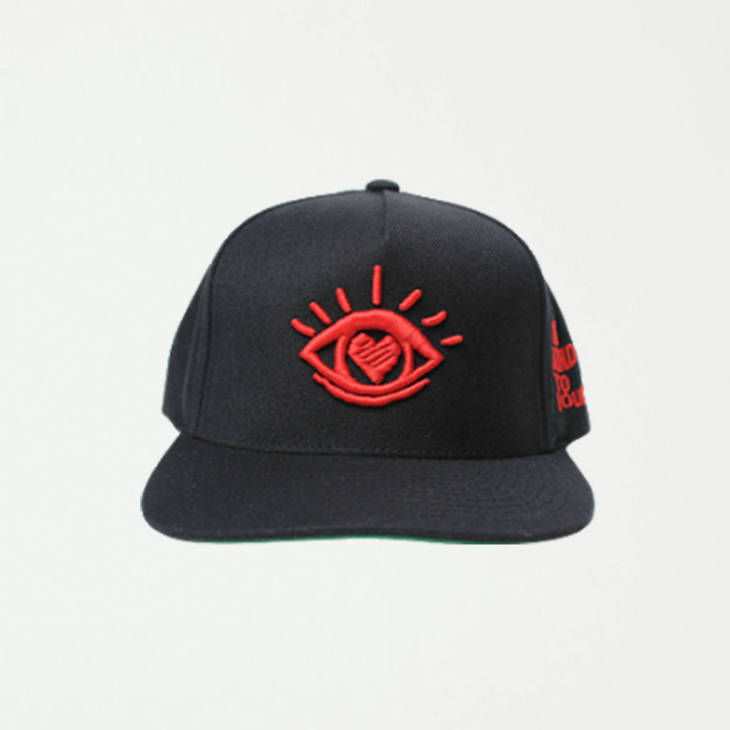 BKTY Black/Red Hat - SHOWFIELDS
