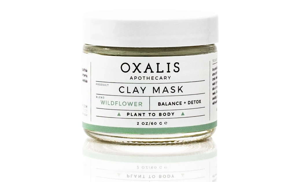 face mask, clay mask, clean beauty