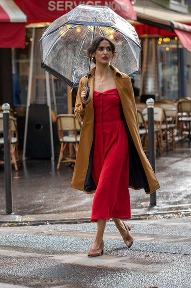 Ethical Fashion, Women's Clothing, Summer Fashion Trends, Spring Dresses, Red Desss