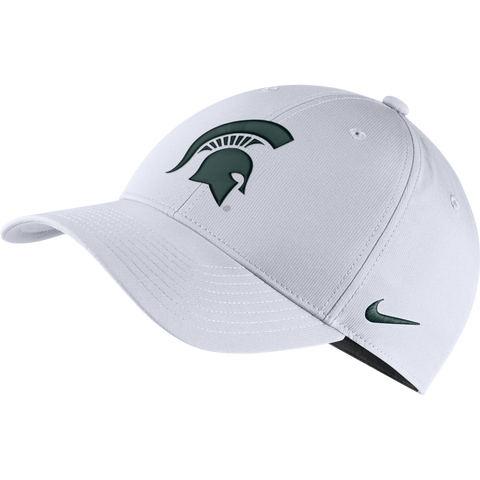Nike White Legacy91 Adjustable Hat