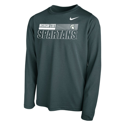 Nike Youth Sideline Long Sleeve Tee