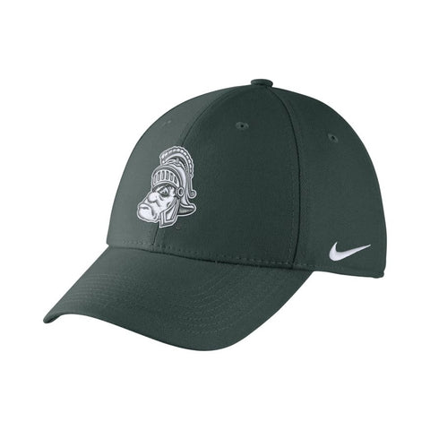 Nike Michigan State Gruff Sparty DF Wool FlexFit Hat