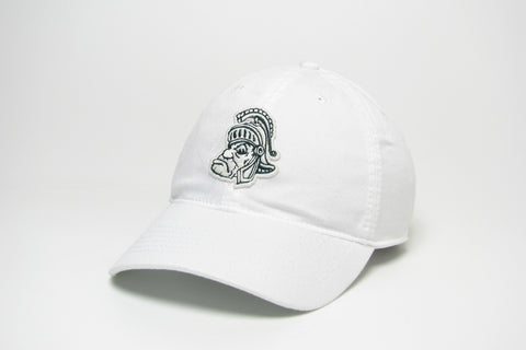 Legacy White Relaxed Twill with Gruff Sparty Hat
