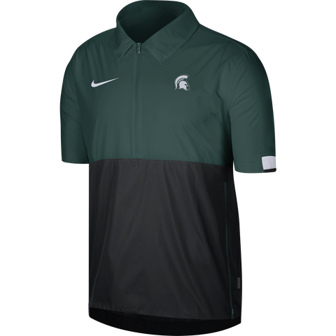 Nike Sideline Coaches Lightweight Short Sleeve Jacket