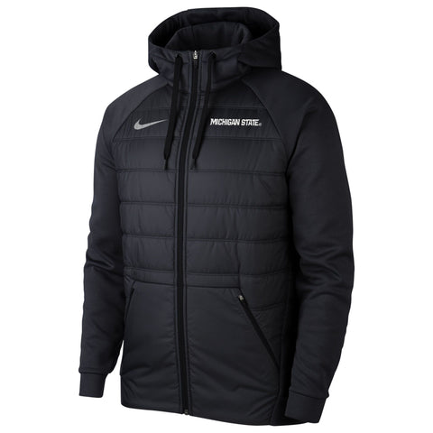 Nike MSU Winterized Full-Zip Therma Jacket