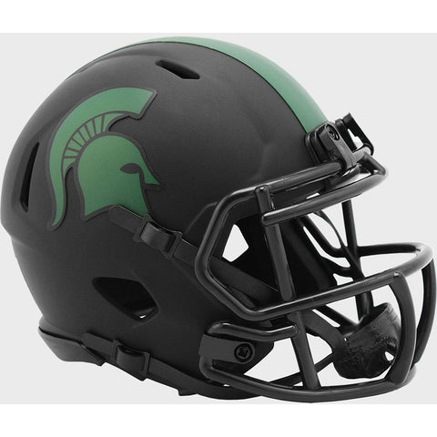 Riddell Michigan State Spartans Eclipse Alternate Speed Mini Football Helmet