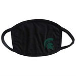 MSU Face Mask with Spartan Helmet