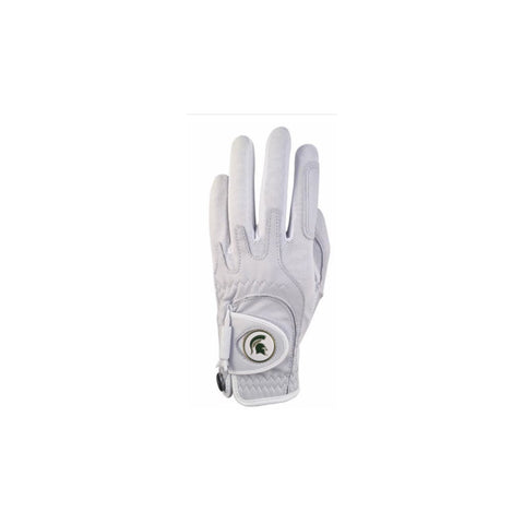 Zero Friction Michigan State Golf Glove - One Size