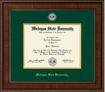 Bachelor/ Master Presidential Masterpiece Diploma Frame in Madison