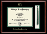 Church Hill Classics Diploma Frame Tassel Edition in Southport (PhD/Medical)