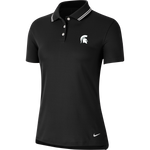 Nike Golf Michigan State Women's Victory Polo Black