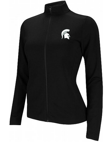 Nike Golf Michigan State Women's UV Victory Full Zip Black