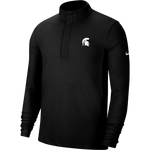 Nike Golf Michigan State Men's Victory Half-Zip Black