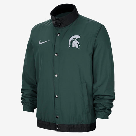 Nike Lightweight Dri-FIT MSU Jacket