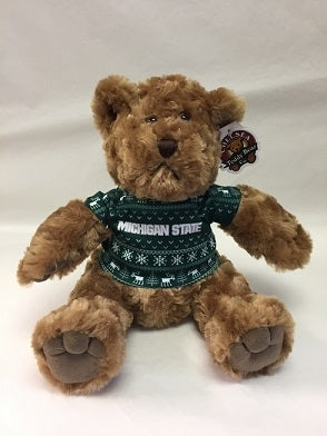 MCM Holiday Sweater Bear