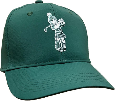 Ahead Sparty Golf Hat Green