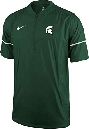 Nike Michigan State Sideline Hot Jacket