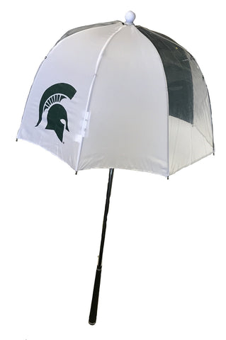 Mobile Pro Shop Club Canopy w/ Spartan Helmet