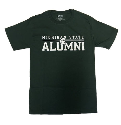 Gear Michigan State Alumni Short Sleeve T-Shirt