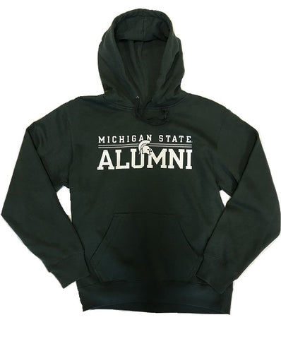 Gear Michigan State Alumni Tumbled Hood