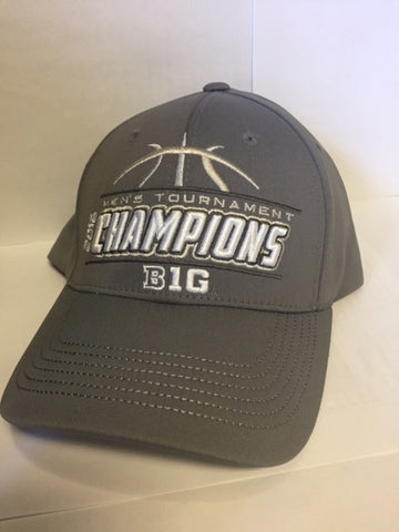 TOW Men's Basketball B10 Champs Hat