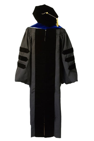 Jefferson Doctoral Complete Outfit