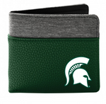 Michigan State Little Earth Pebble BiFold Wallet