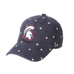 Zephyr MSU Freebird Americana Collection Hat