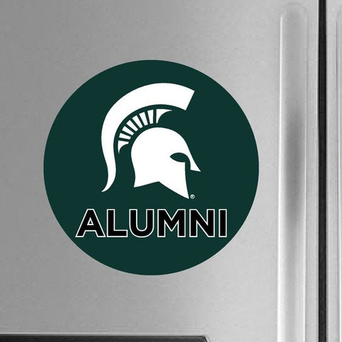 CDI Michigan State Alumni Color Shock Magnet
