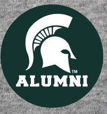 CDI Michigan State Alumni Button