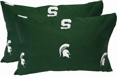Michigan State Spartans Pillowcase