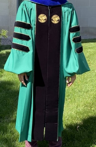 Official MSU Doctoral Gown