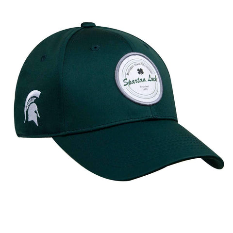 Black Clover Michigan State Patch Luck Hat