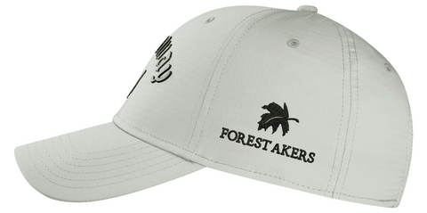 Callaway Forest Akers Liquid Metal Hat - Silver