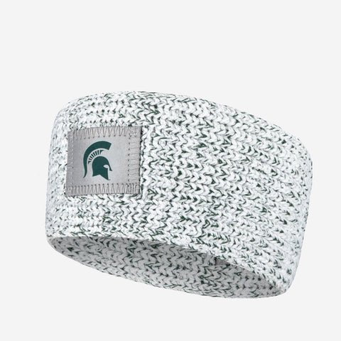 Love Your Melon MSU Knit Headband