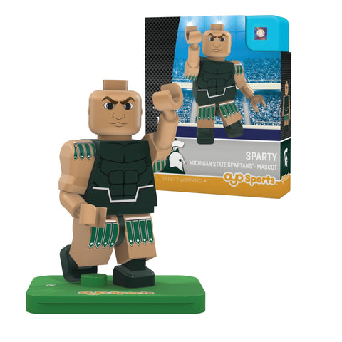 OYO Sparty Mascot Mini Figure