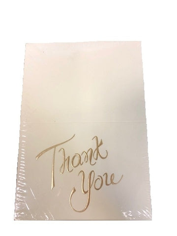 NRP Blank Thank You Notes 10 Count Pack