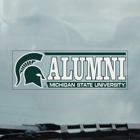 "CDI Alumni 2"" x 6.5"" Static Cling"