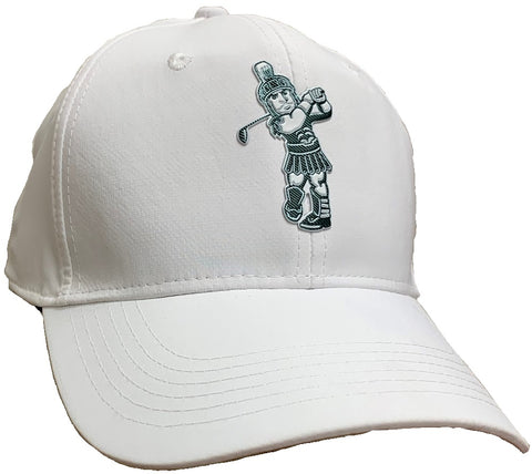 Ahead Sparty Golf Hat White
