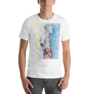The Fighter by Lucia Collela Art Short-Sleeve Unisex T-Shirt