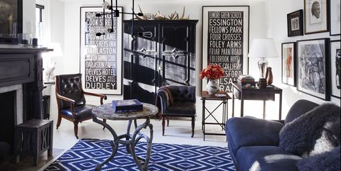 50 Glam Living Room Ideas