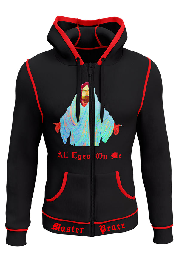 ALL EYEZ ON ME HOODIE - [collection]