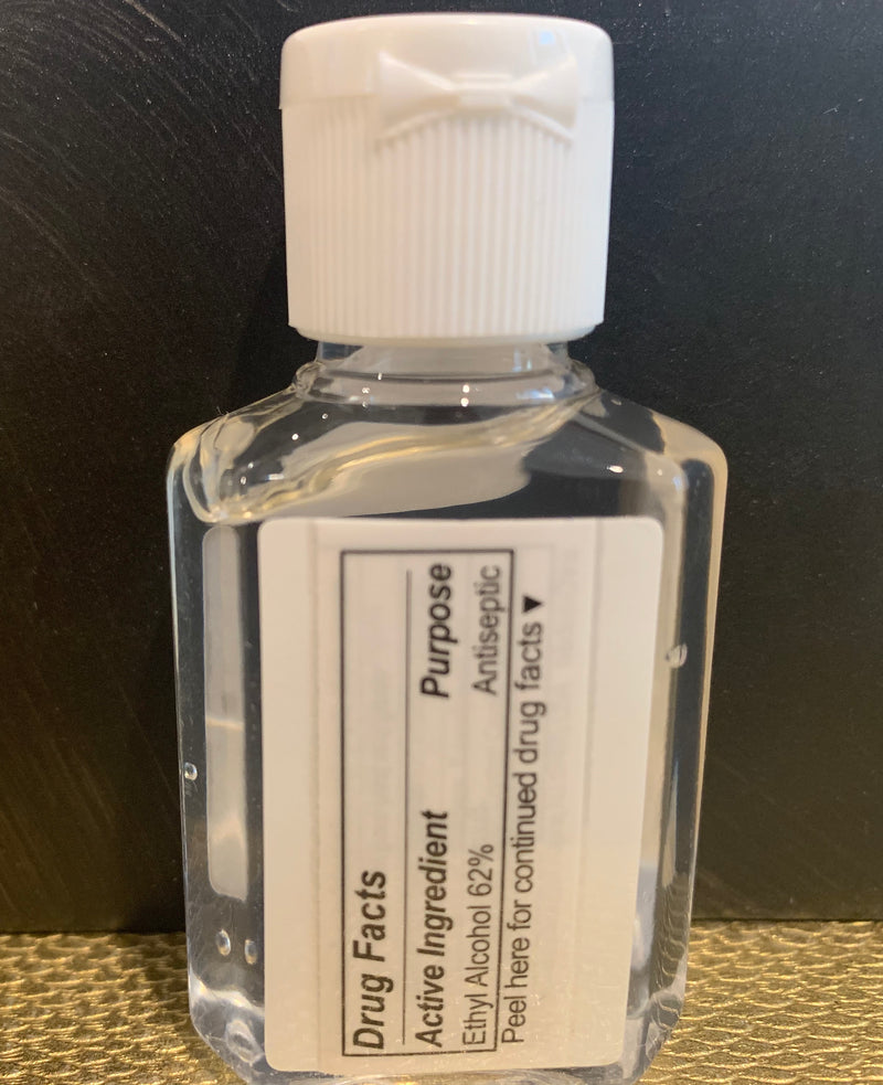 Master Peace Hand Sanitizer 1oz - [collection]