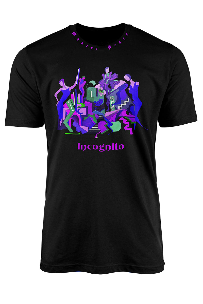 INCOGNITO TEE - [collection]