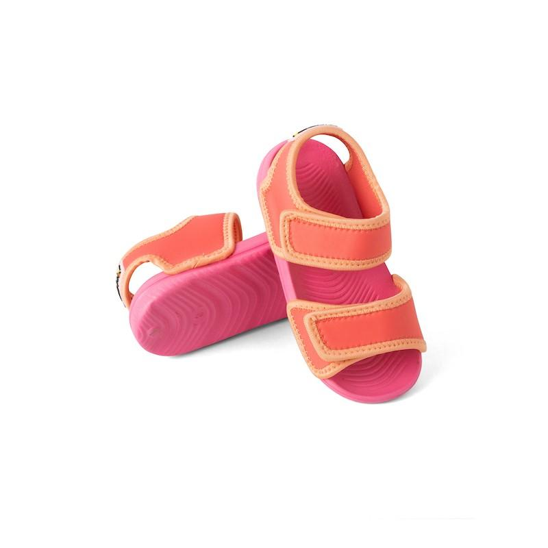 Coral & Pink Water play sandals Shoes Minnow