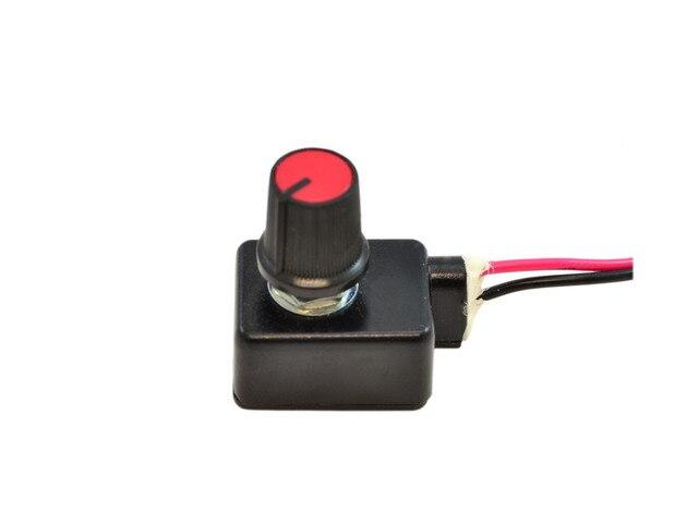Cased Potentiometer with Knob